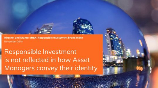 Responsible Investment Brand Index
